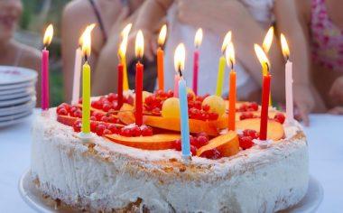 Elorias födelsedagsfest