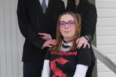 Emanuel, Antonia och Sara